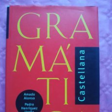 Libros: GRAMÁTICA CASTELLANA.. Lote 241875230