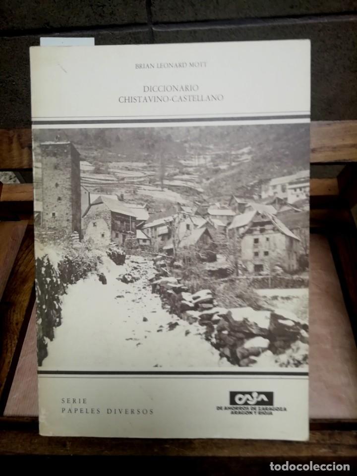 LEONARD MOTT BRIAN.DICCIONARIO CHISTAVINO-CASTELLANO. (Libros Nuevos - Humanidades - Filología)