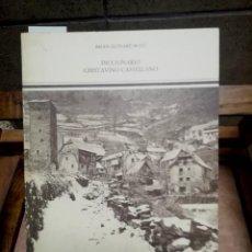 Libros: LEONARD MOTT BRIAN.DICCIONARIO CHISTAVINO-CASTELLANO.. Lote 259774365