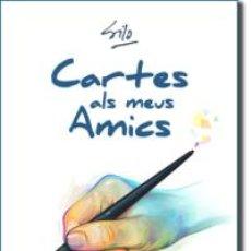 Libros: FILOSOFIA. ESPIRITUAL. PENSAMENT. CARTES AL MEUS AMICS - SILO (MARIO LUIS RODRÍGUEZ COBOS). Lote 41469504