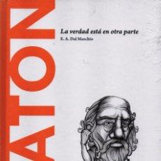 Libros: PLATON - LA VERDAD ESTÁ EN OTRA PARTE - E. A. DAL MASCHIO (PRECINTADO). Lote 55147320