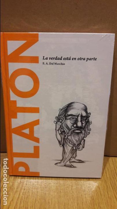 PLATÓN. LA VERDAD ESTÁ EN OTRA PARTE. E.A. DAL MASCHIO / DESCUBRIR LA FILOSOFÍA / 01 - PRECINTADO (Libros Nuevos - Humanidades - Filosofía)
