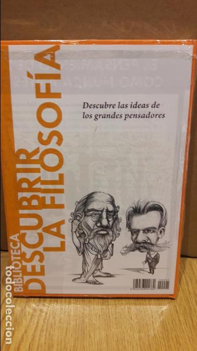 Libros: PLATÓN. LA VERDAD ESTÁ EN OTRA PARTE. E.A. DAL MASCHIO / DESCUBRIR LA FILOSOFÍA / 01 - PRECINTADO - Foto 2 - 175956708