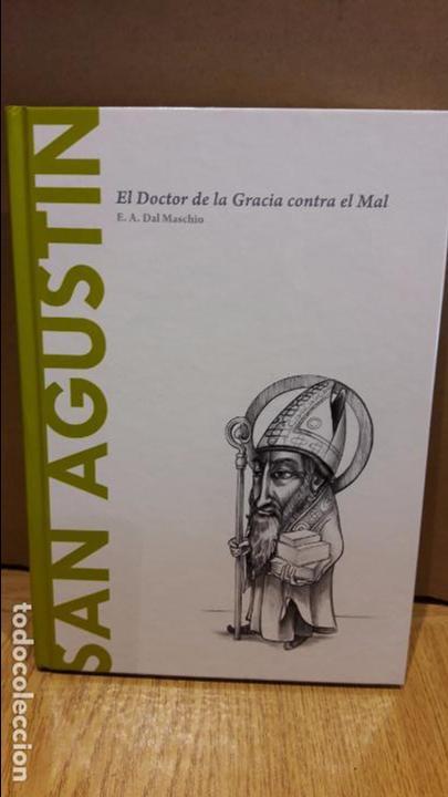 SAN AGUSTÍN. EL DOCTOR DE LA GRACIA CONTRA EL MAL. / DESCUBRIR LA FILOSOFÍA / 05 / NUEVO (Libros Nuevos - Humanidades - Filosofía)