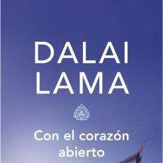 Libros: CON EL CORAZÓN ABIERTO DEBOLS!LLO. Lote 95166363