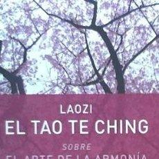 Libros: EL TAO TE CHING BLUME (NATURART). Lote 98413664