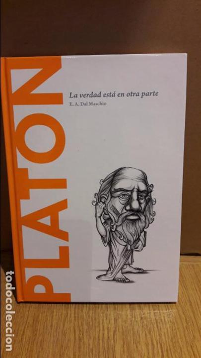 PLATON. LA VERDAD ESTÁ EN OTRA PARTE / DESCUBRIR LA FILOSOFÍA / 1 / NUEVO (Libros Nuevos - Humanidades - Filosofía)