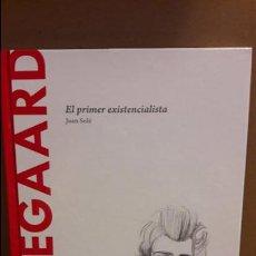 Libros: KIERKEGAARD. EL PRIMER EXISTENCIALISTA / DESCUBRIR LA FILOSOFÍA / 14 / NUEVO. Lote 101554183