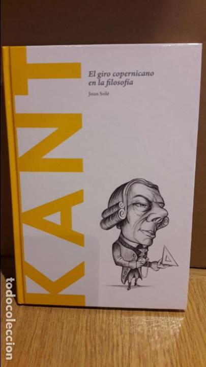 KANT. EL GIRO COPERNICANO.../ DESCUBRIR LA FILOSOFÍA / 3 / NUEVO. (Libros Nuevos - Humanidades - Filosofía)