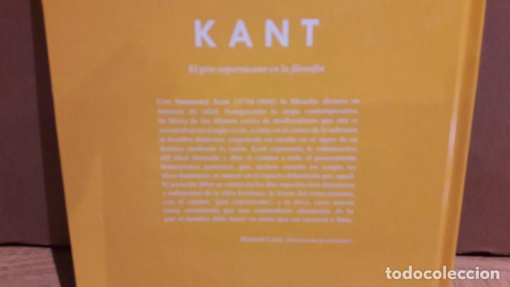 Libros: KANT. EL GIRO COPERNICANO.../ DESCUBRIR LA FILOSOFÍA / 3 / NUEVO. - Foto 2 - 101554467