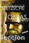 OBRAS COMPLETAS: VOLUMEN I. ESCRITOS DE JUVENTUD (Libros Nuevos - Humanidades - Filosofía)