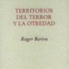 Territorios del terror y la otredad Pre-Textos