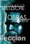 OBRAS COMPLETAS. VOLUMEN II: ESCRITOS FILOLÓGICOS (Libros Nuevos - Humanidades - Filosofía)