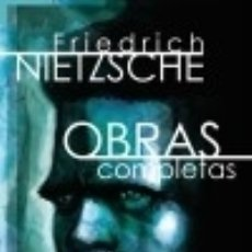 Libros: OBRAS COMPLETAS. VOLUMEN II: ESCRITOS FILOLÓGICOS. Lote 86779516