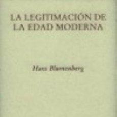 Bücher - La legitimación de la Edad Moderna Pre-Textos - 70746763