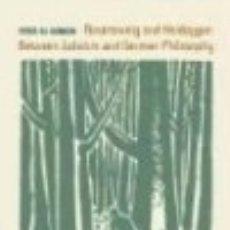 Bücher - Rosenzweig and Heidegger - 71010134