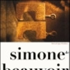 Libros: SIMONE DE BEAUVOIR: LEYENDO «EL SEGUNDO SEXO». Lote 133290146
