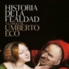 Libros: HISTORIA DE LA FEALDAD. Lote 133606602