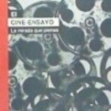 Libros: EL CINE-ENSAYO: LA MIRADA QUE PIENSA. Lote 133632757