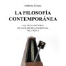 Libros: LA FILOSOFÍA EN EL MUNDO MODERNO. Lote 133729863