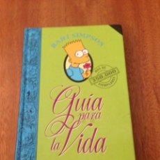Libros: GUÍA PARA LA VIDA BAR SIMPSON. Lote 135335394