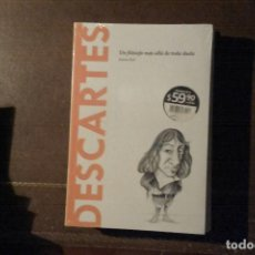 Libros: DESCARTES, UN FILÓSOFO MÁS ALLÁ DE TODA DUDA. JAUME XIOL. Lote 137239362