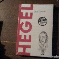 Libros: HEGEL, LO REAL Y LO RACIONAL. VÍCTOR GÓMEZ PIN. Lote 270902983