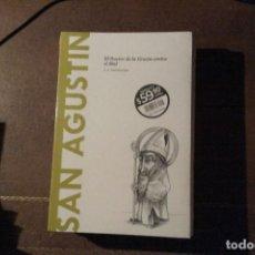 Libros: SAN AGUSTÍN, EL DOCTOR DE LA GRACIA CONTRA EL MAL, E.A. DAL MASCHIO. Lote 137242482
