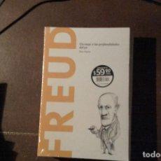 Libros: FREUD, UN VIAJE A LAS PROFUNDIDADES DEL YO. MARC PEPIOL. Lote 270903058
