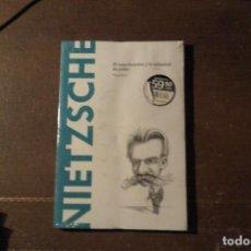 Libros: NIETZSCHE, EL SUPERHOMBRE Y LA VOLUNTAD. TONI LLÁCER. Lote 179328328