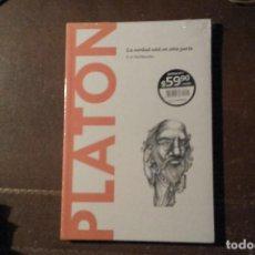 Libros: PLATÓN, LA VERDAD ESTÁ EN OTRA PARTE. E.A. DAL MASCHIO. Lote 137243170