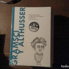 Libros: GRAMSCHI Y ALTHUSSER, EL MARXISMO HOY. LA HERENCIA DE GRAMASCHI Y ALTHAUSSER. CARLOS FERNÁNDEZ LIRI. Lote 179328433