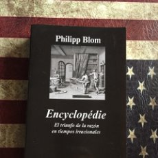 Libros: ENCYCLOPÉDIE. Lote 140503526