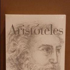 Libros: ARISTÓTELES / LOS LIBROS QUE CAMBIARON EL MUNDO / 4 / NUEVO SIN PRECINTO.. Lote 140631966
