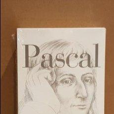 Libros: PASCAL / LOS LIBROS QUE CAMBIARON EL MUNDO / 14 / PRECINTADO.. Lote 140632782