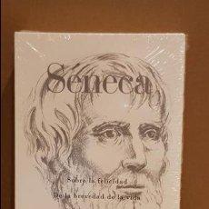 Libros: SÉNECA / LOS LIBROS QUE CAMBIARON EL MUNDO / 6 / PRECINTADO.. Lote 140633006