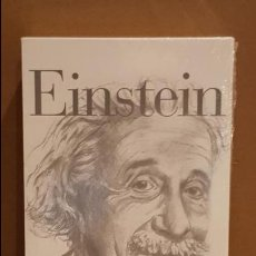 Libros: EINSTEIN / LOS LIBROS QUE CAMBIARON EL MUNDO / 3 / PRECINTADO.. Lote 140633362