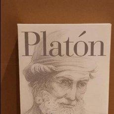 Libros: PLATÓN / LOS LIBROS QUE CAMBIARON EL MUNDO / 1 / NUEVO SIN PRECINTO.. Lote 140633938