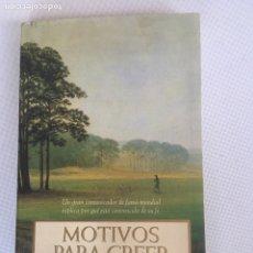 Libros: LIBRO MOTIVOS PARA CRECER. Lote 148685832