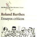 Libros: ENSAYOS CRÍTICOS. Lote 159384654