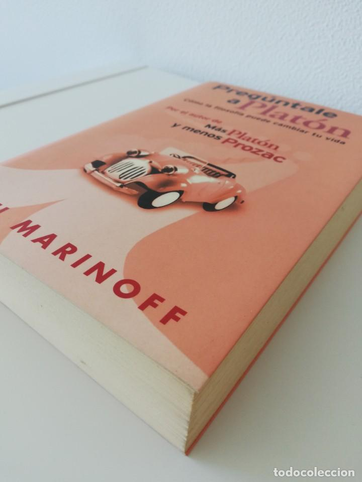 Libros: Pregúntale a Platón, Lou Marinoff - Foto 3 - 161902990