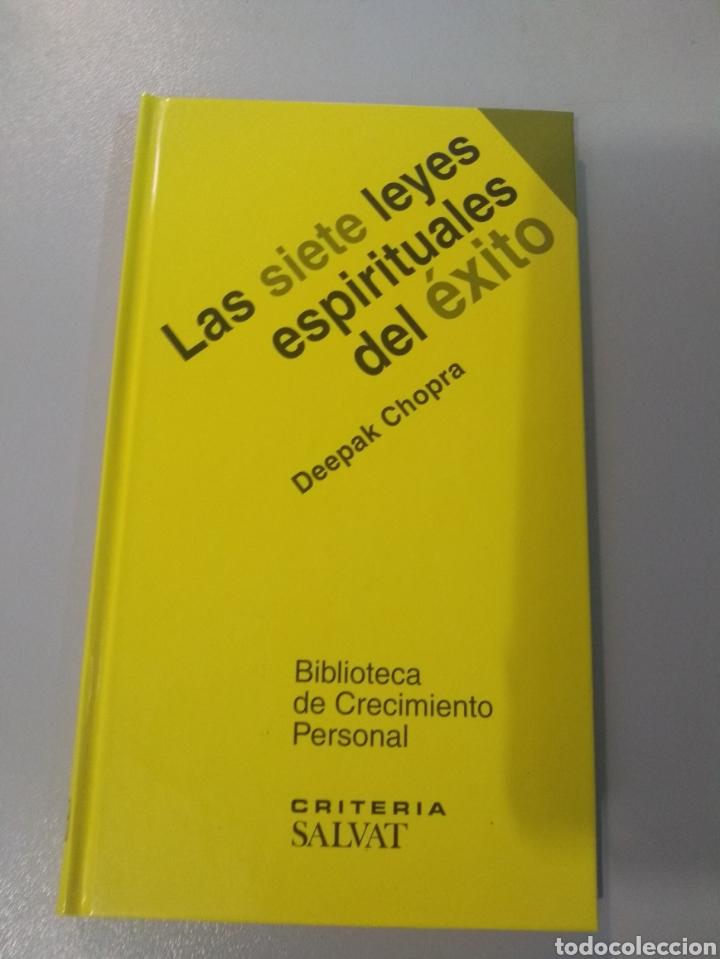 LAS SIETE LEYES ESPIRITUALES DEL ÉXITO. DEEPAK CHOPRA 9788441400153 (Libros Nuevos - Humanidades - Filosofía)