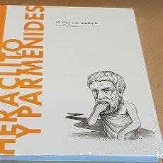 Libros: HERÁCLITO Y PARMÉNIDES. EL UNO Y LO MULTIPLE. DESCUBRIR LA FILOSOFÍA / 46 / PRECINTADO.. Lote 207125711