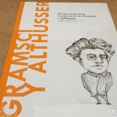Libros: GRAMSCI Y ALTHUSSER / EL MARXISMO HOY / CARLOS FERNÁNDEZ / DESCUBRIR LA FILOSOFÍA / 36 / PRECINTADO.. Lote 172882813