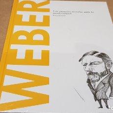 Libros: WEBER / LAS CIENCIAS SOCIALES / ERICA GROSSI / DESCUBRIR LA FILOSOFÍA / 48 / PRECINTADO.. Lote 172883223