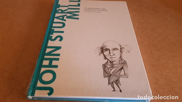 JOHN STUART MILL. EL UTILITARISMO...DESCUBRIR LA FILOSOFÍA / 42 / PRECINTADO. (Libros Nuevos - Humanidades - Filosofía)