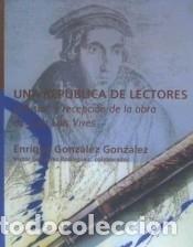 UNA REPUBLICA DE LECTORES (Libros Nuevos - Humanidades - Filosofía)