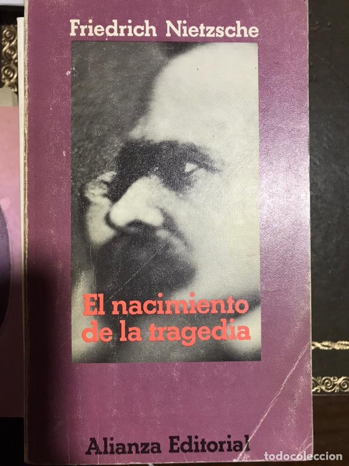 EL NACIMIENTO DE LA TRAGEDIA NIETZSCHE (Libros Nuevos - Humanidades - Filosofía)