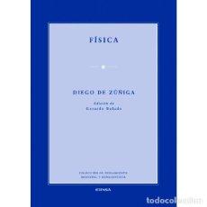 Libros: FÍSICA (DIEGO DE ZÚÑIGA) EUNSA 2009. Lote 187989272