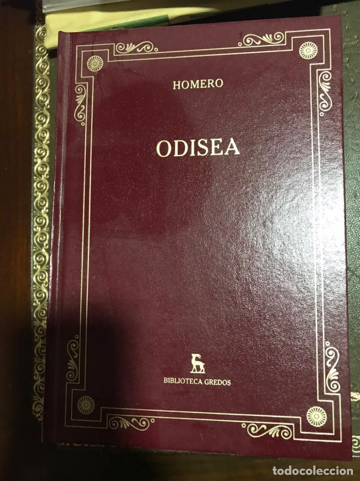ODISEA HOMERO (Libros Nuevos - Humanidades - Filosofía)